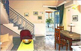 Suite Elia - Wohnbereich